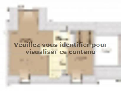Plan de maison Tradition 114L 4 chambres  : Photo 2