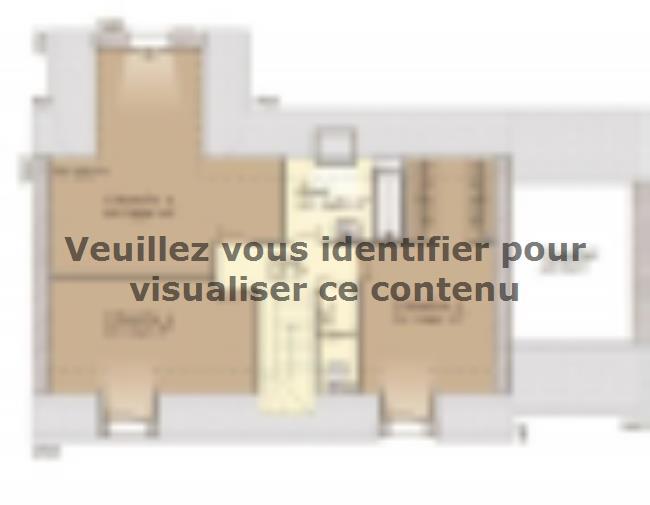 Plan de maison Tradition 114L : Vignette 2