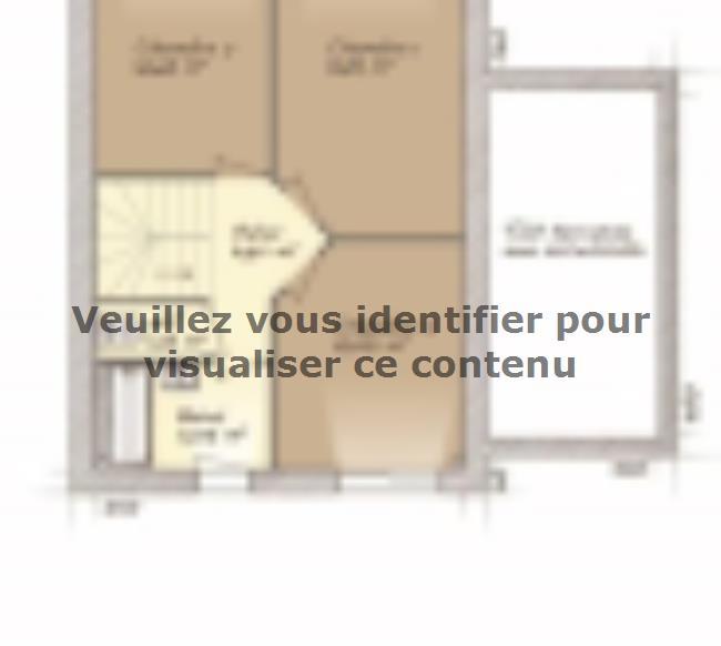 Plan de maison Urbaine GA 6.5 : Vignette 2