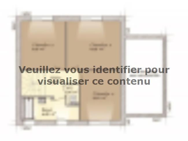 Plan de maison Urbaine GA 8 : Vignette 2