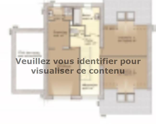 Plan de maison Urbaine GA 10 : Vignette 2