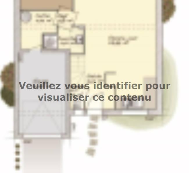 Plan de maison Urbaine GI 9 CA : Vignette 1