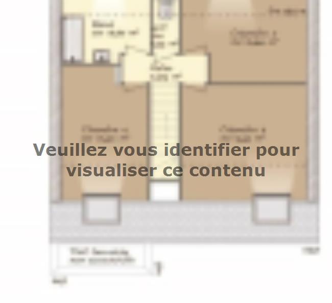Plan de maison Urbaine GI 9 CA : Vignette 2