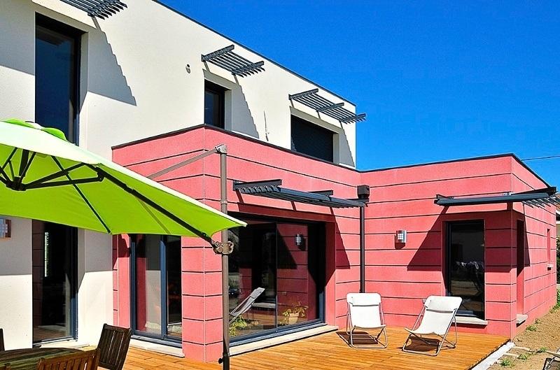 Construire une maison design maisons france confort for Construire votre propre maison