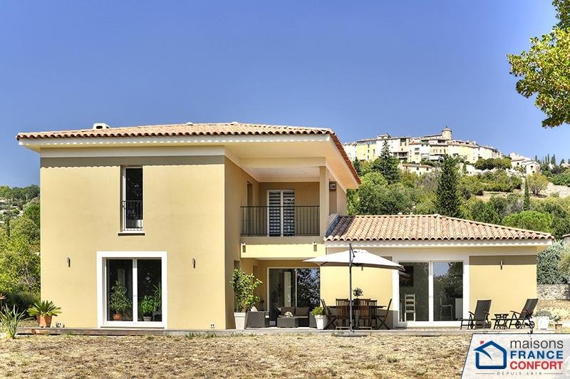 Construire une maison proven ale maisons france confort for Maison de repos la provencale