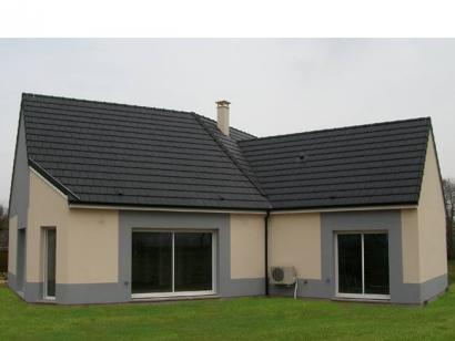 Modèle de maison PLP_Y_GI_104m2_3ch_P13844 3 chambres  : Photo 3