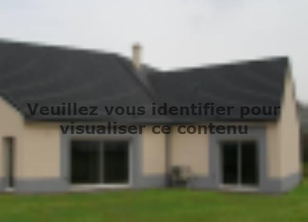 Modèle de maison PLP_Y_GI_104m2_3ch_P13844 : Vignette 3