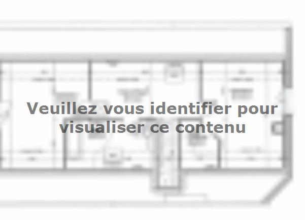 Plan de maison ETG_R_GI_101m2_3ch_P14090 : Vignette 2