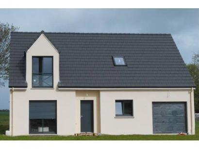 Modèle de maison ETG_R_GI_113m2_3ch_P1641 3 chambres  : Photo 1
