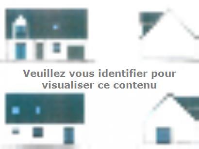 Plan de maison ETG_R_GI_113m2_3ch_P1641 3 chambres  : Photo 3