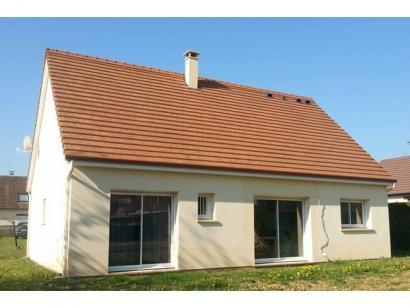 Modèle de maison ETG_R_SG_CA_85m2_2ch_P13763 2 chambres  : Photo 1