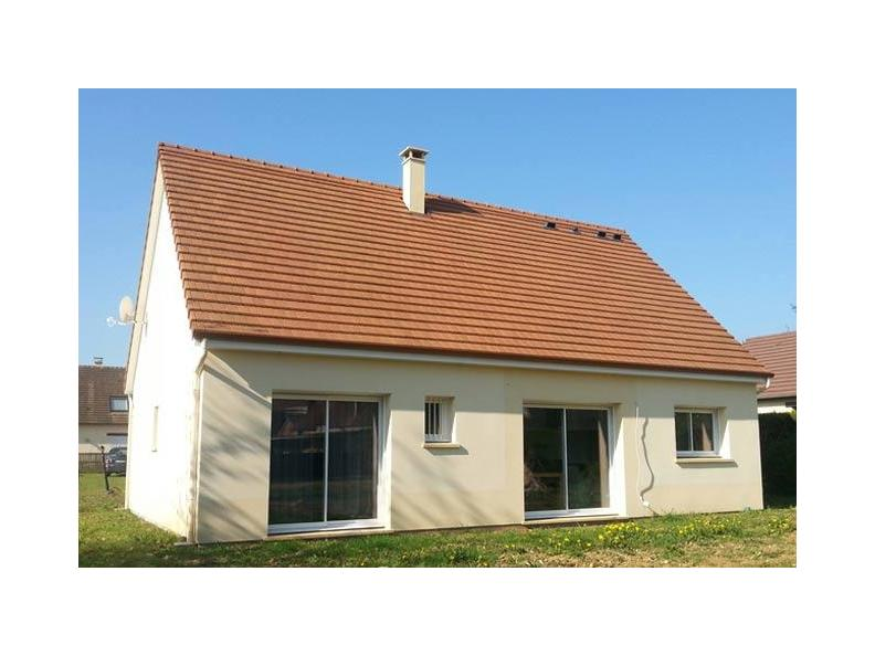 Modèle de maison ETG_R_SG_CA_85m2_2ch_P13763 : Vignette 1