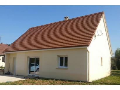 Modèle de maison ETG_R_SG_CA_85m2_2ch_P13763 2 chambres  : Photo 2