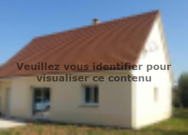 Modèle de maison ETG_R_SG_CA_85m2_2ch_P13763 : Vignette 2