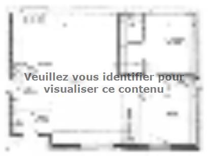 Plan de maison ETG_R_SG_CA_85m2_2ch_P13763 2 chambres  : Photo 1
