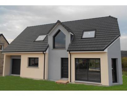 Modèle de maison ETG_R_GI_128m2_4ch_P15270 4 chambres  : Photo 1