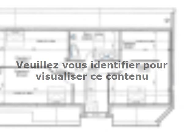 Plan de maison ETG_R_GI_128m2_4ch_P15270 : Vignette 2