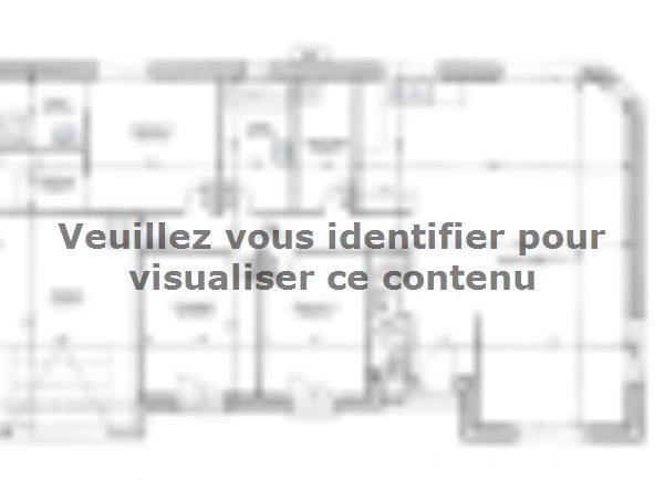 Plan de maison PLP_R_GI_107m2_3ch_P2716 : Vignette 1