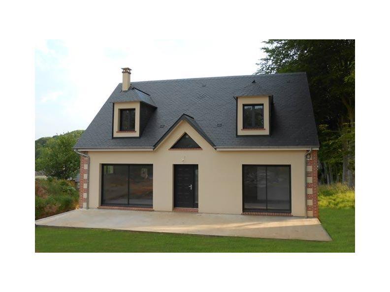 Modèle de maison ETG_R_SS_130m2_5ch_P13508 : Vignette 1