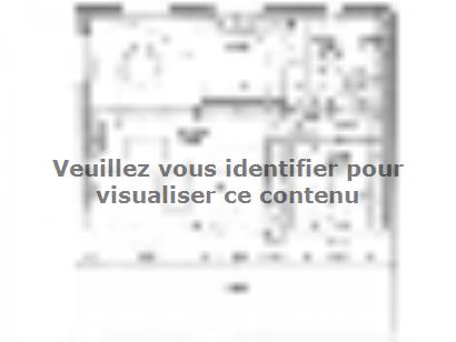 Plan de maison ETG_R_SS_130m2_5ch_P13508 5 chambres  : Photo 1