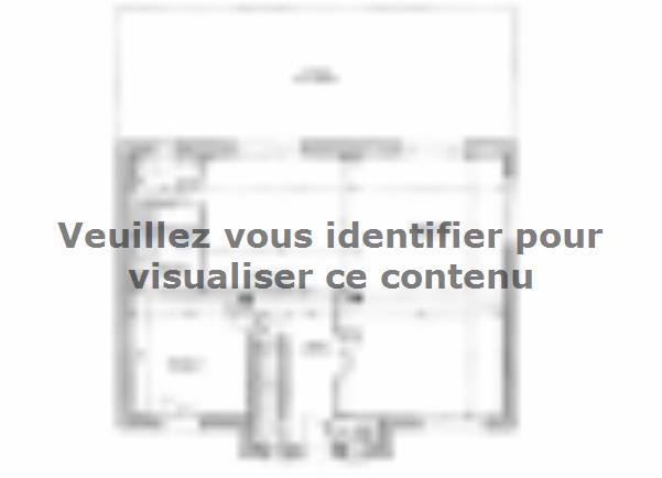 Plan de maison ETG_R_SS_161m2_4ch_P2693 : Vignette 1