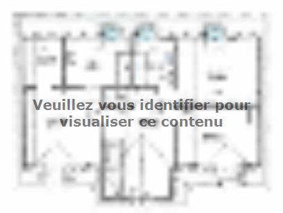 Plan de maison ETG_R_SS_161m2_4ch_P2693 4 chambres  : Photo 2