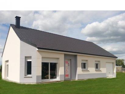 Modèle de maison PLP_R_GI_91m2_3ch_P1806 3 chambres  : Photo 1