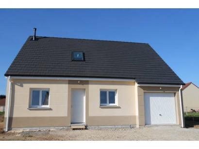Modèle de maison ETG_R_GI_98m2_4ch_P3026 4 chambres  : Photo 1