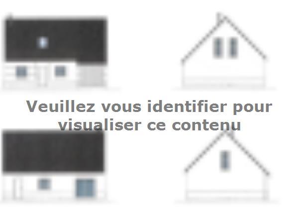 Plan de maison ETG_R_GI_98m2_4ch_P3026 : Vignette 1