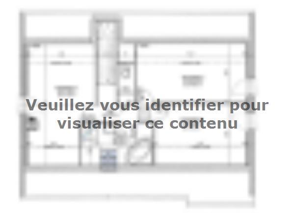 Plan de maison ETG_R_GI_98m2_4ch_P3026 : Vignette 3