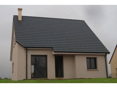 Modèle de maison ETG_R_SS_CA_64m2_1ch_P13092 1 chambre  : Photo 1