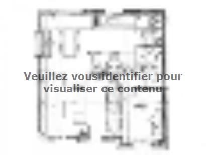 Plan de maison ETG_R_SS_CA_64m2_1ch_P13092 1 chambre  : Photo 2