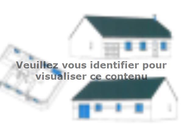 Plan de maison PLP_R_GI_84m2_3ch_P14868 : Vignette 2