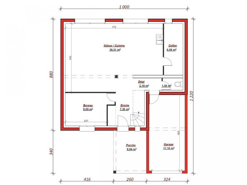 Plan Balard 115