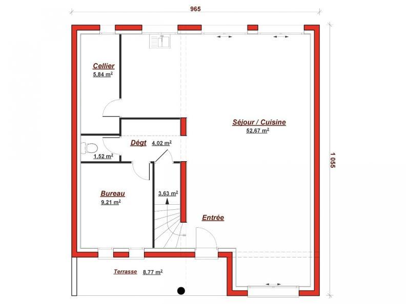 Plan Sorbonne 152