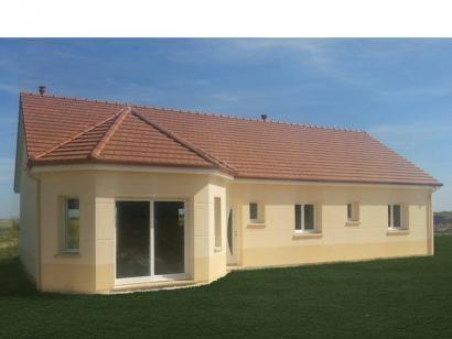 Modèle de maison PLP_BW_SG_111m2_3ch_P6176 3 chambres  : Photo 1