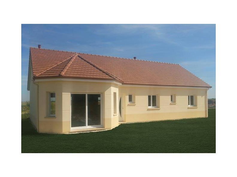 Modèle de maison PLP_BW_SG_111m2_3ch_P6176 : Vignette 1