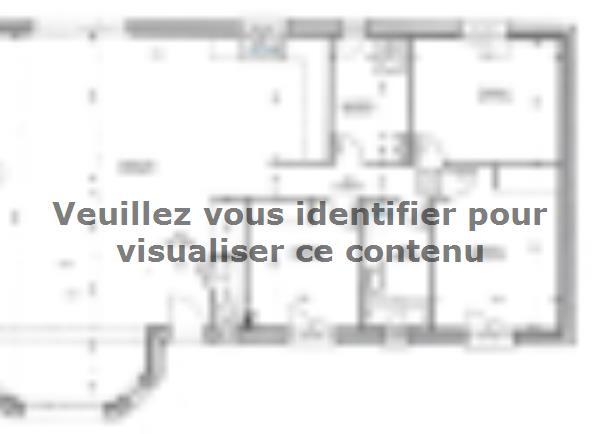 Plan de maison PLP_BW_SG_111m2_3ch_P6176 : Vignette 2