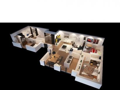 Modèle de maison MARIE VS 3 chambres  : Photo 3