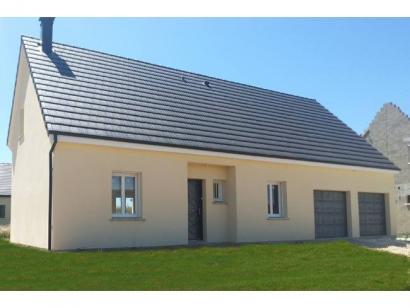 Modèle de maison ETG_R_GI_CA_75m2_1ch_P13319 1 chambre  : Photo 1