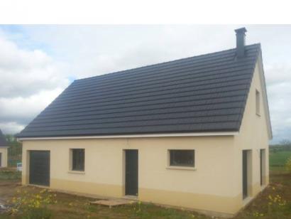 Modèle de maison ETG_R_GI_CA_77m2_1ch_P2672 1 chambre  : Photo 1