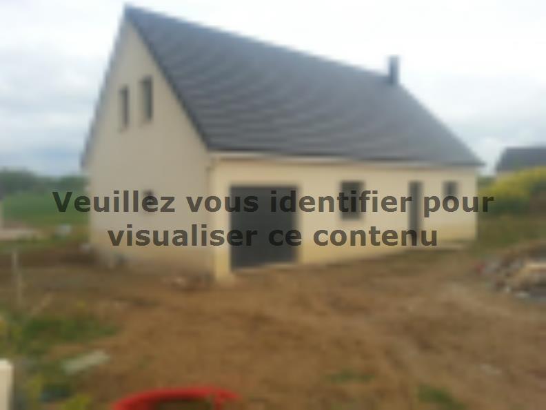 Modèle de maison ETG_R_GI_CA_77m2_1ch_P2672 : Vignette 2