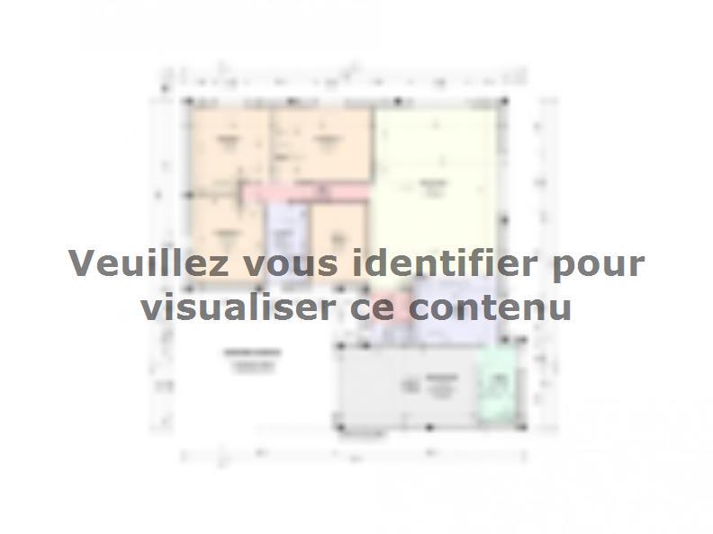 Plan de maison Piazza : Vignette 1