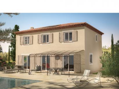 Modèle de maison Bastide 92 4 chambres  : Photo 1