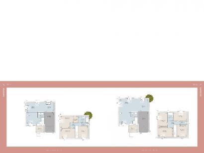 Plan de maison Gardoise 90 3 chambres  : Photo 1