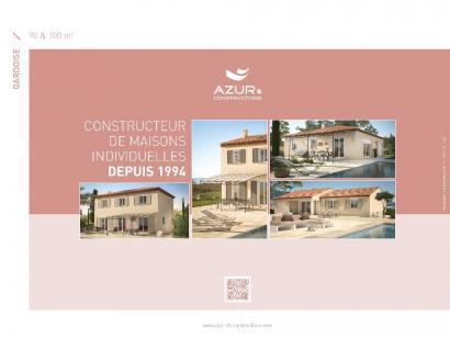 Plan de maison Gardoise 90 3 chambres  : Photo 2