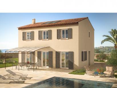 Modèle de maison Mas 93 3 chambres  : Photo 1