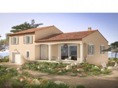 Modèle de maison Nicoise 87 3 chambres  : Photo 1