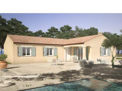 Modèle de maison Romaine 104 3 chambres  : Photo 1