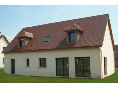 Modèle de maison ETG_R_GI_146m2_5ch_P13522 5 chambres  : Photo 1